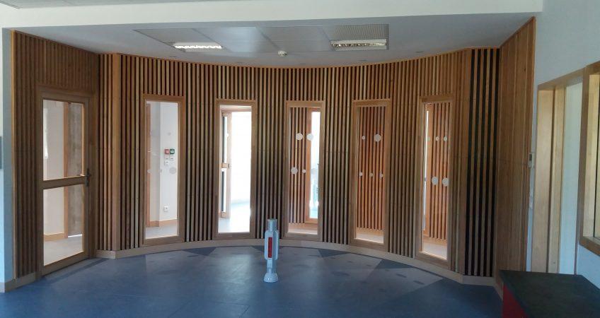 cloison bois montant bois pour cloison inno wood cloison ossture en bois cloison de sparation. Black Bedroom Furniture Sets. Home Design Ideas