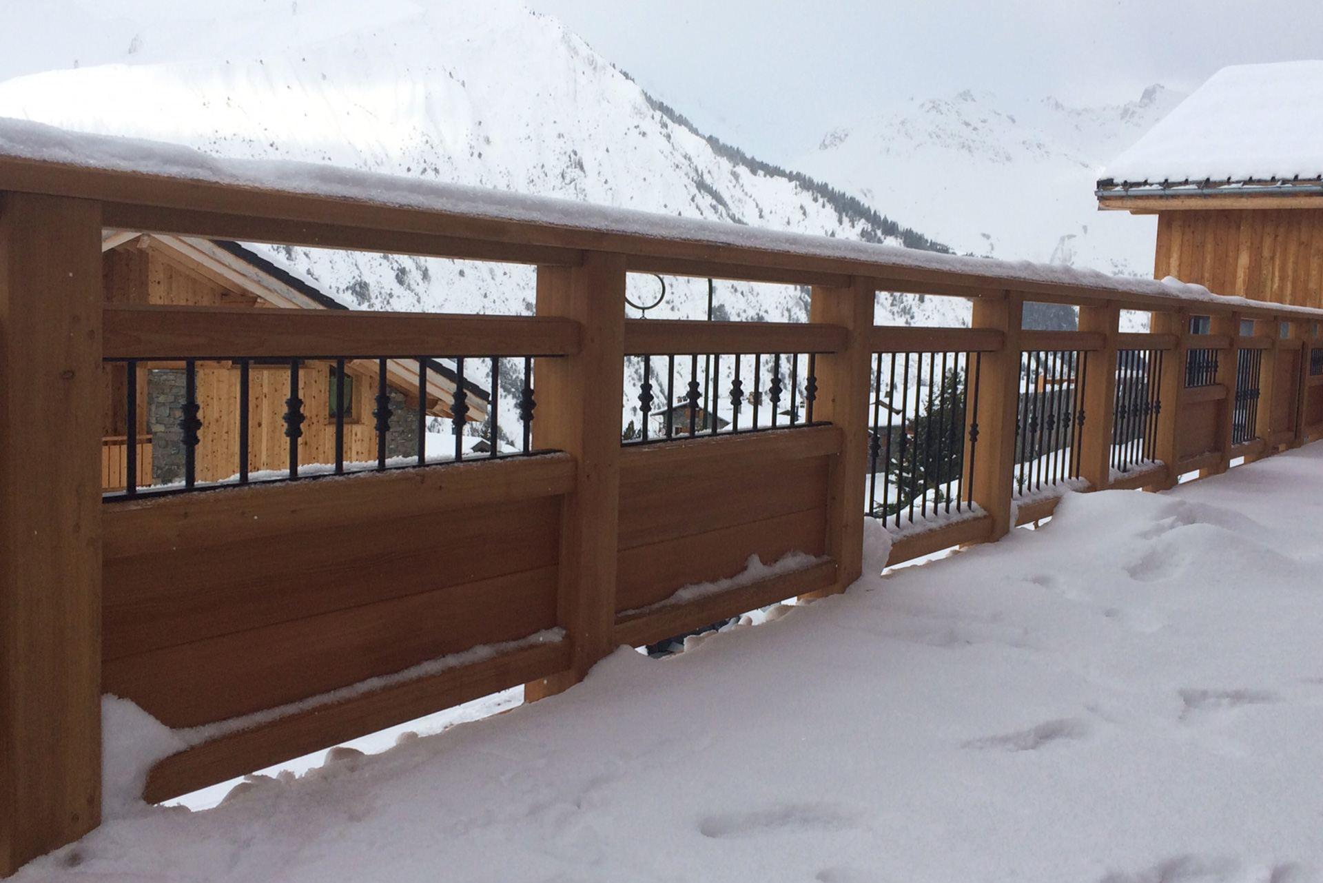 Menuiserie, agencement en Savoie